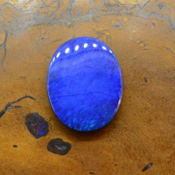 Round Doublet Opal Loose Stone