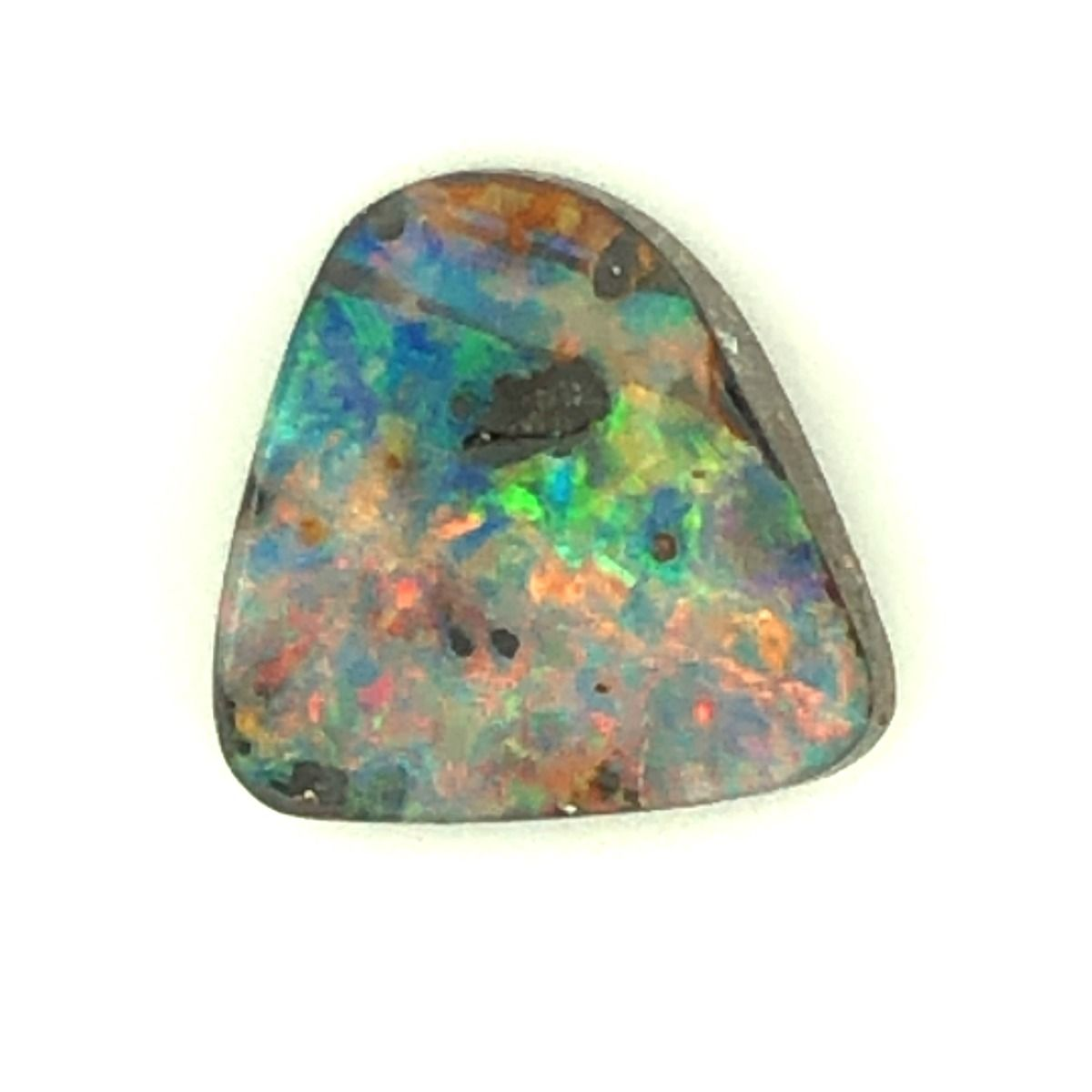 Solid Boulder Opal stone 5.19ct