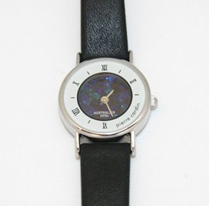 Ladies Pierre Cardin Opal Face Watch