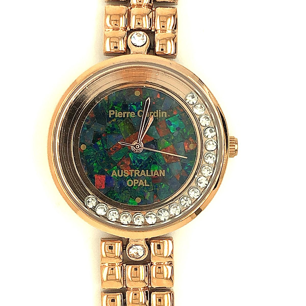 Rose Gold Plated Ladies Pierre Cardin Watch