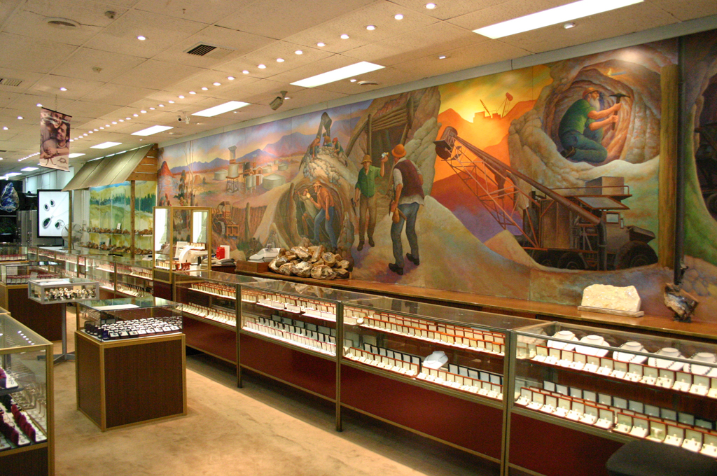 Johnson Opals and Quality Jewelry, Melbourne, Australia